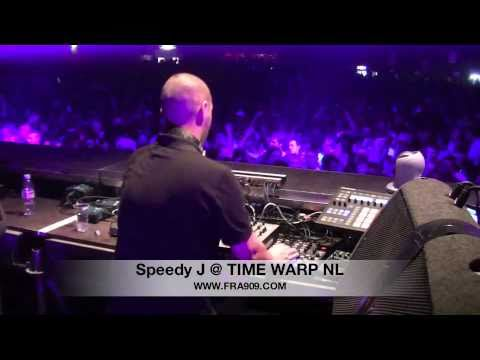 FRA909 Tv - SPEEDY J @ TIME WARP NL