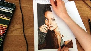 Drawing Shailene Woodley