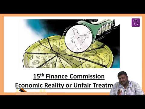 BYJUS IAS: 15th Finance Commission