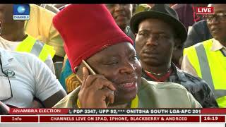 Live Updates: Collation Of Final Results For Anambra Gov'ship Election Pt.27