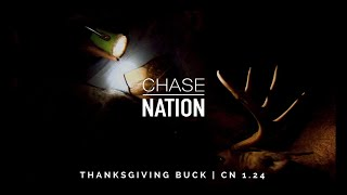 Wisconsin Gun Deer Hunt: BIG BUCK on Thanksgiving Day | S1 E24