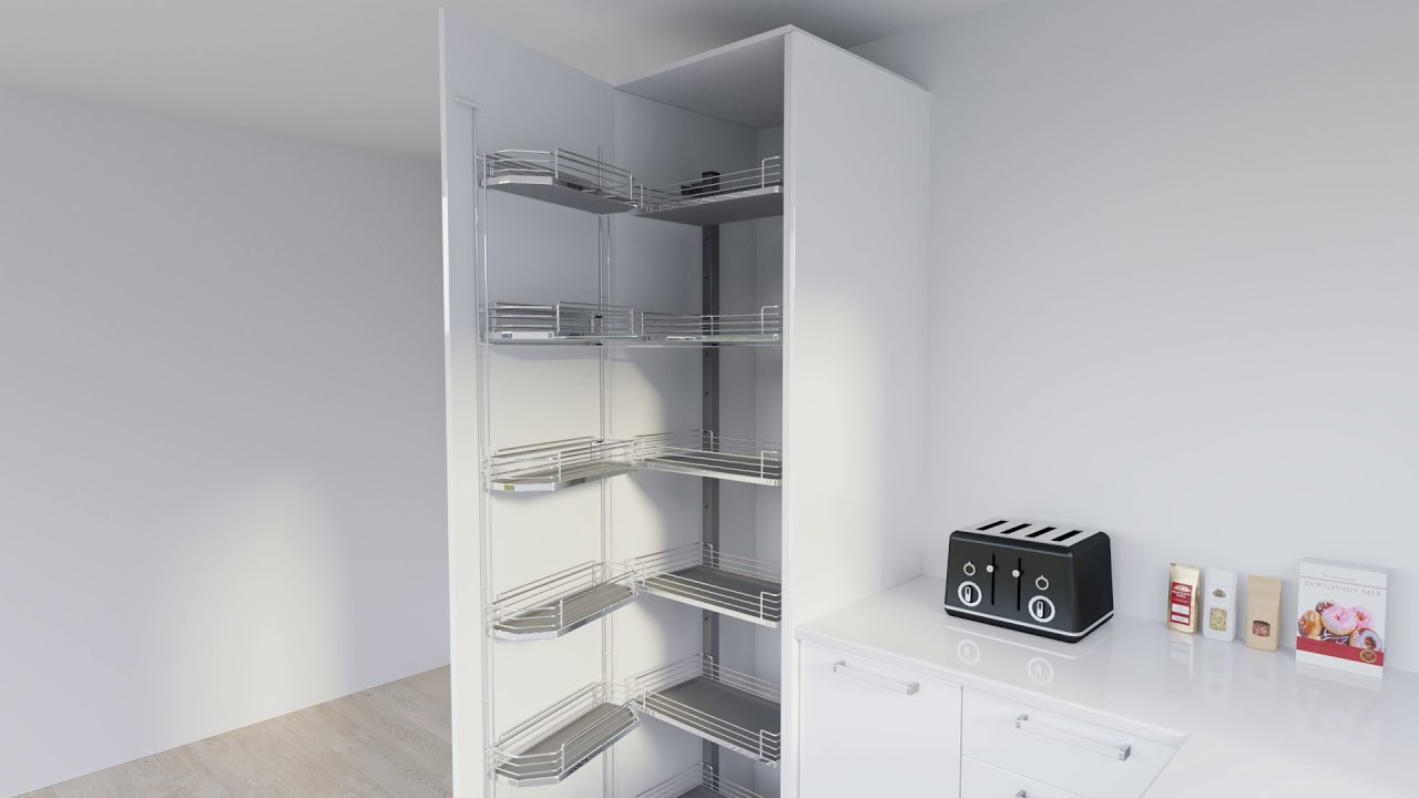 600 Pull Out Pantry
