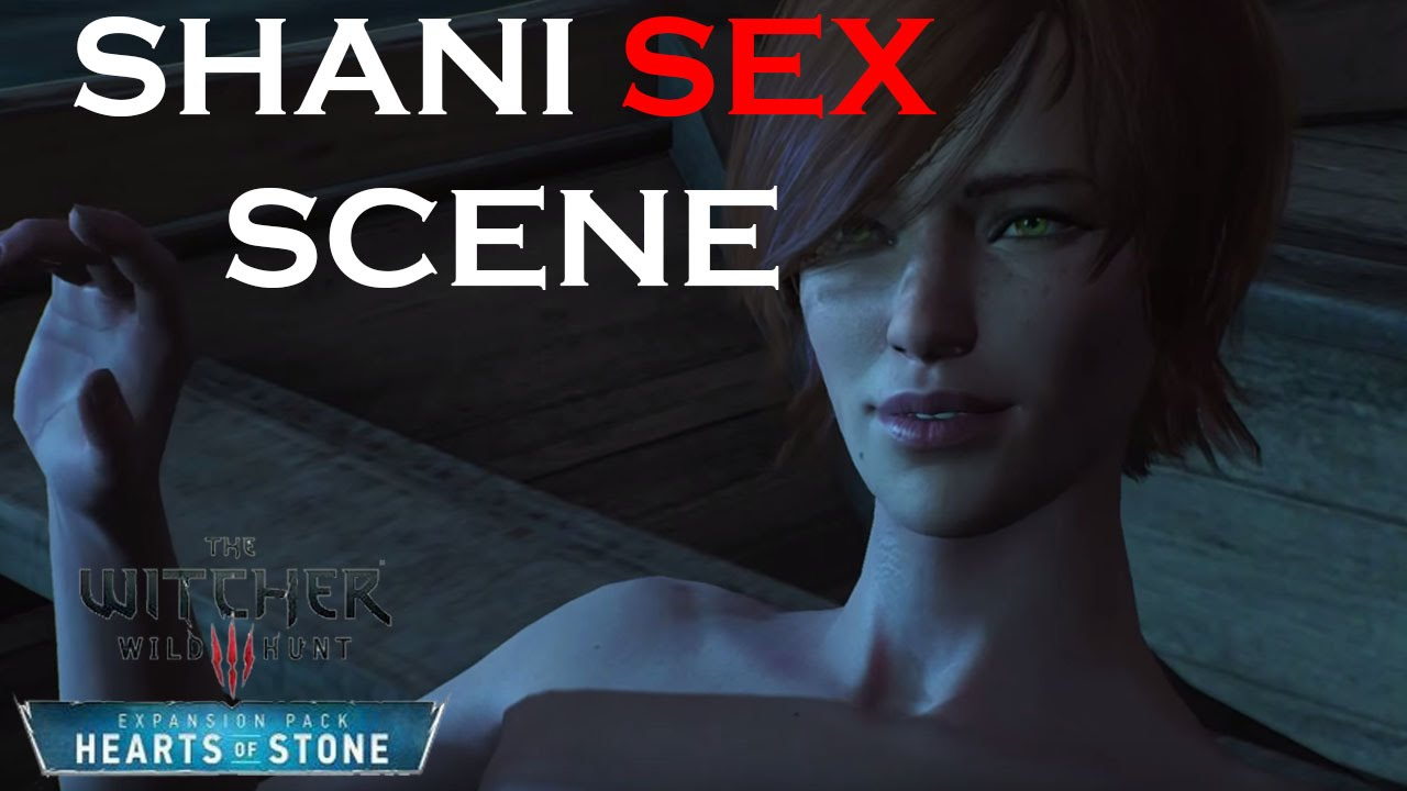 The Witcher Shani Sex