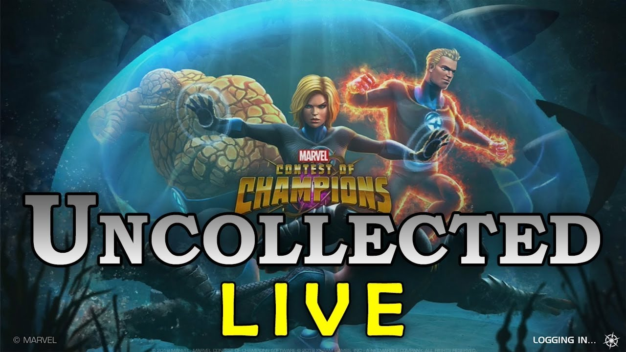 Uncollected 100% + 6-Star Opening | Marvel Contest of
