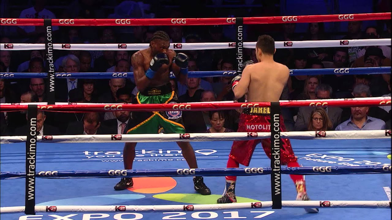 Fighter of the Year: Nicholas Walters
