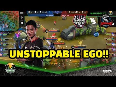 UNSTOPPABLE EGO! MLBB ALTER EGO VS JUGGERNAUT - TBOF IESPL Mp3