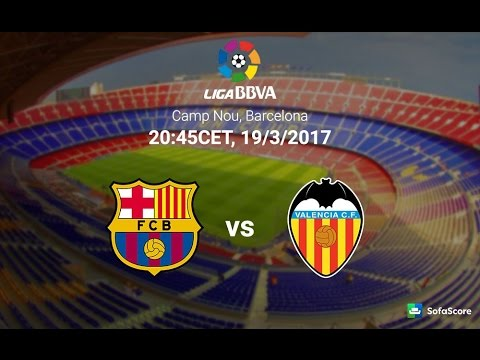 Barcelona vs Valencia EN VIVO DIRECTO (Narracion)