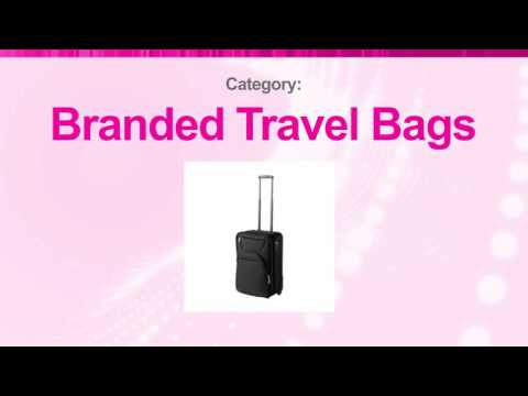 Branded Hannover Suit Bag | Branded Travel Bags