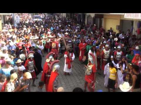 Jueves Santo ESQUIPULAS, Semana Santa 2013