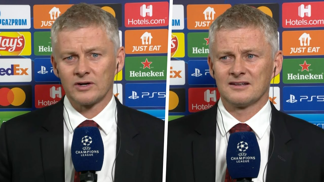"""Download """"Cristiano should have had a penalty!"""" Solskjaer reacts to late Manchester United defeat"""
