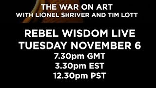 Announcement: Rebel Wisdom Live! Plus Q&A & Patreon Specials