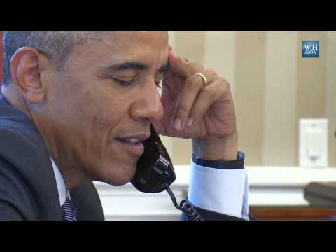 Thumbnail: A Mother's Day Surprise from President Obama