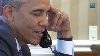 Repeat youtube video A Mother's Day Surprise from President Obama