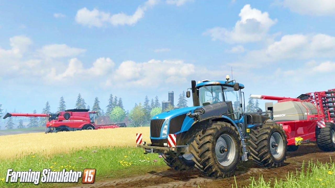 Farming Simulator 2015 Esaminiamo il trailer