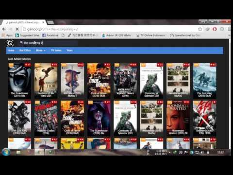 cara download film di ganool ph ( Film The Conjuring 2 )