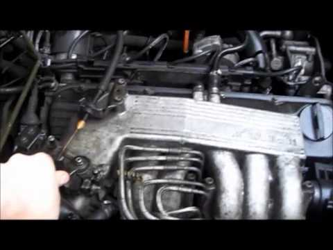 Audi Coupe 2.3e NG Idle Problems