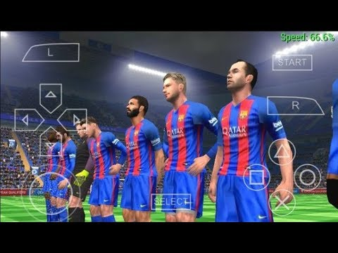 download game psp pes 2017 high compress