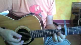 How to REALLY play Here Comes The Sun guitar like the Beatles