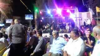 حفلة عنان جلال ربايعة للفنان مصطفى الخطيب  2014