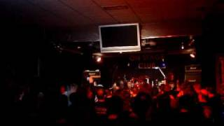 BLAZE BAYLEY - Watching The Night Sky (live @ onstage club Athens Greece 27/11/2009)