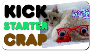Kickstarter Crap - LICKI, Tail Topper, Roodie thumbnail
