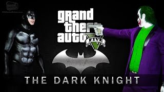 GTA 5 - The Dark Knight [Rockstar Editor]