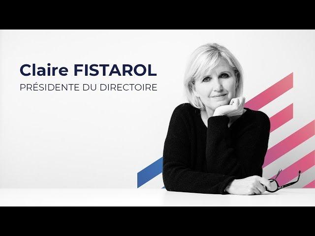 Tessi - Interview de Claire Fistarol
