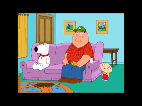 Family Guy- Peter Becomes a REDNECK | HQ