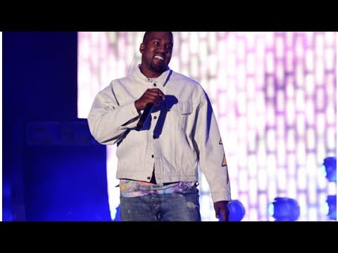 """Kanye West Breaks From Wyoming Studio For """"Healing"""" Walk Through The Mountains"""