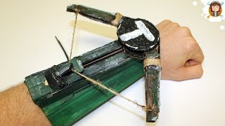 How to make a pocket pistol using popsicle sticks free download video