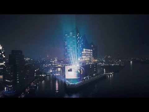 Elbphilharmonie Grand Opening | »Ode to Joy« Light Show