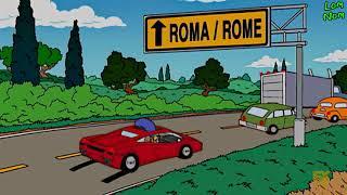 Los Simpson'Bob Italiano' Parte 4/5