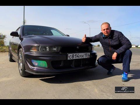 FastTest Mitsubishi Galant VR-4 type S 300+ л.с. МКПП