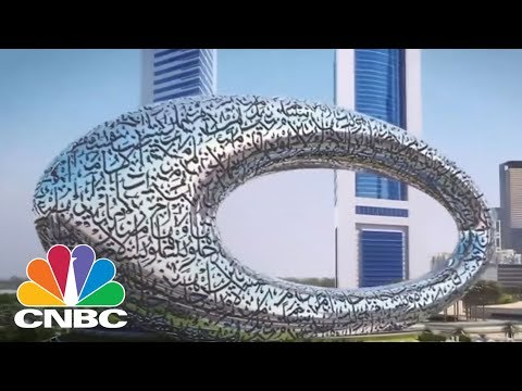 Dubai's Museum Of The Future Is An Architectural Wonder | CNBC