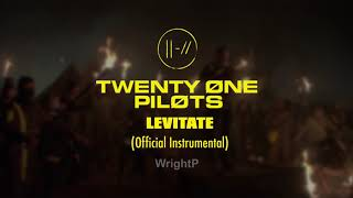 twenty one pilots - Levitate (Official Instrumental)
