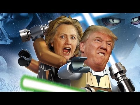 Donald Trump vs. Hillary Clinton -- 2016 Election Breakdown