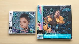 ?Unboxing Key キー 1st Japanese Mini Album Hologram (Standard & Limited Edition)?