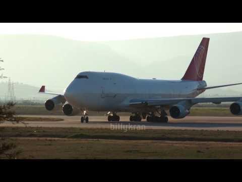 B 747 400SF AIR  CARGO GLOBAL OM-ACB 23/02/2017 LGAV ATH