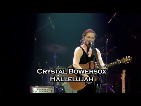 Hallelujah - Crystal Bowersox - Lyrics In Description