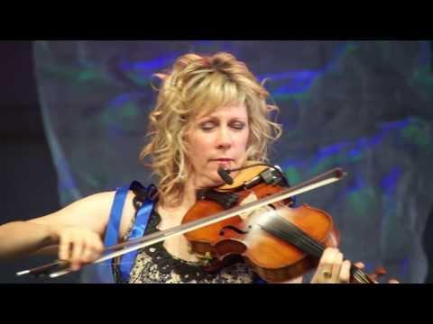 Natalie MacMaster at the 2013 Dublin Irish Festival - two songs