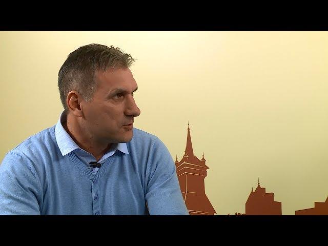 Nyírbátorban kisebbségben - Kerezsi István