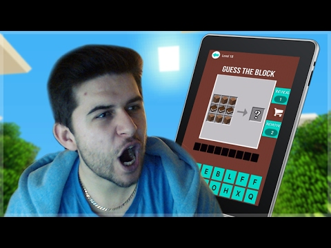 THE ULTIMATE MINECRAFT TEST! HOW WELL DO YOU KNOW MINECRAFT QUIZ!
