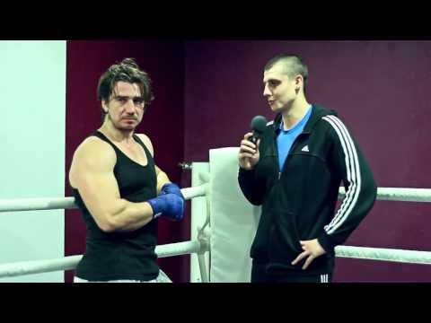 Интервью с тренером по боксу Василием Поликарповым