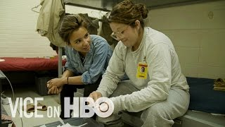 Isobel Spends a Night in a Women's Prison: VICE on HBO (Preview)