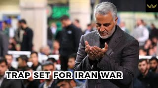 Soleimani assassination: Trap set for Iran war