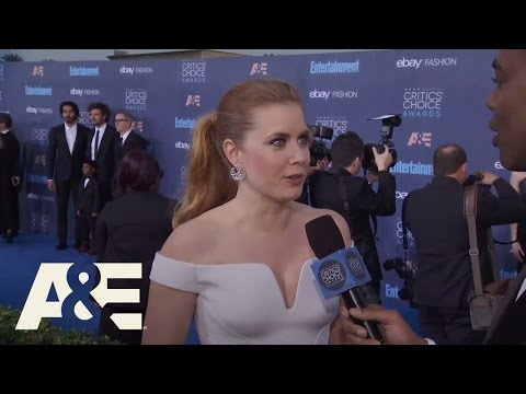 Amy Adams on the Red Carpet | 22nd Annual Critics