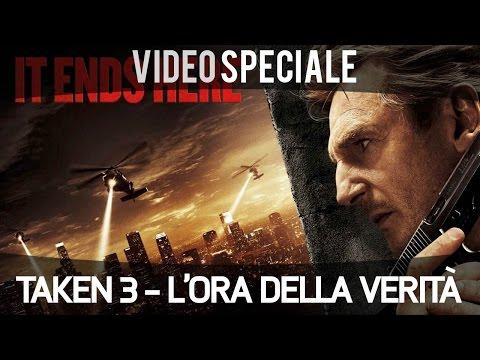 Taken 3: L'ora della Verità - Video Speciale - Cinema HD ITA