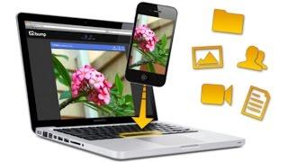 видео File Transfer: самый быстрый способ обмена файлами между iPhone, iPad, Android и ПК
