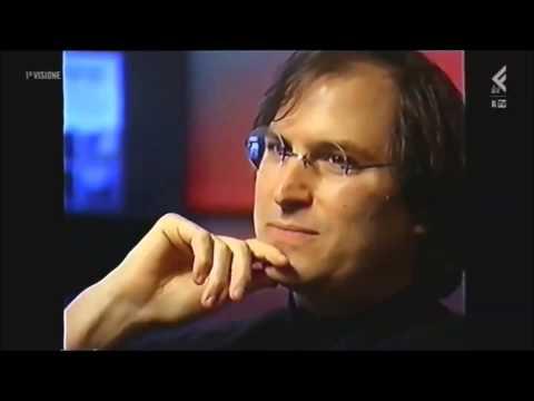 Intervista Perduta di Steve Jobs quando ancora non sapeva che avrebbe cambiato il mondo