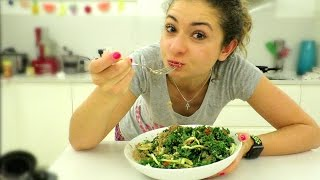 Что Я Ем За День #24 | What I Eat In A Day (Plant Based)